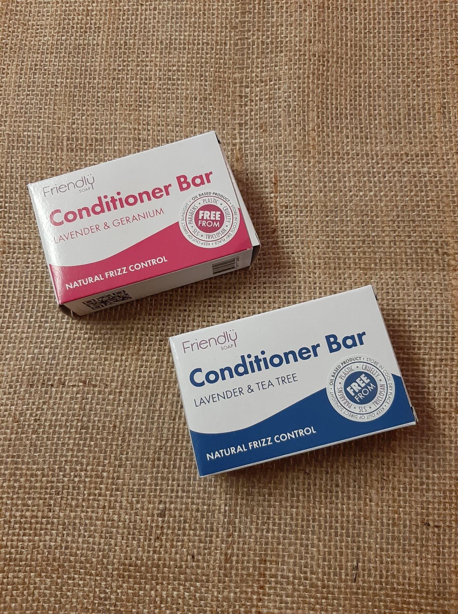 Soap Conditioner Bar