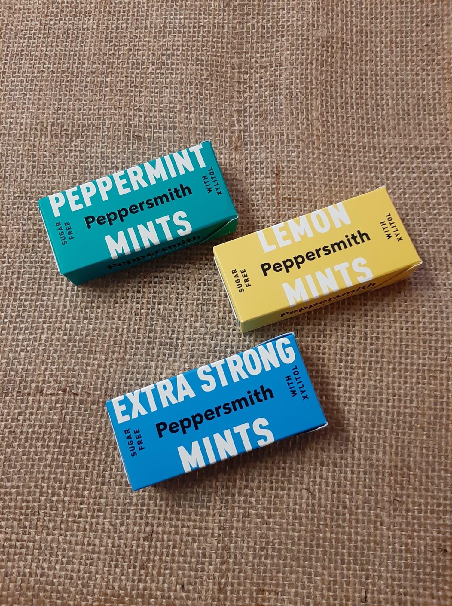 Sugar Free Mints 3 Flavours