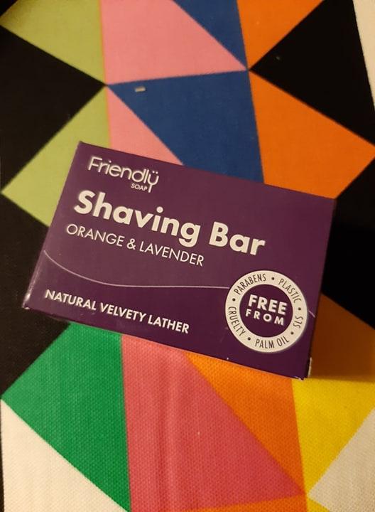 Shaving Soap Bar
