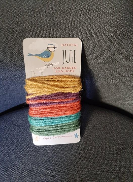 Jute String Garden Ties