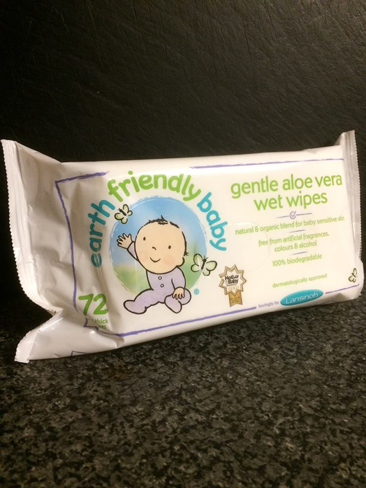 Baby Wipes Earth Friendly