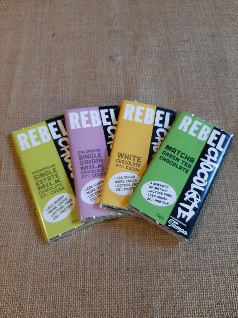 Rebel Chocolate Bar