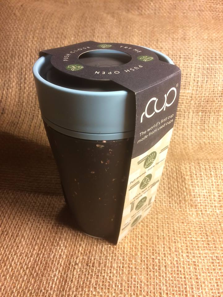 rCUP 8 oz Recycled Coffee Cups