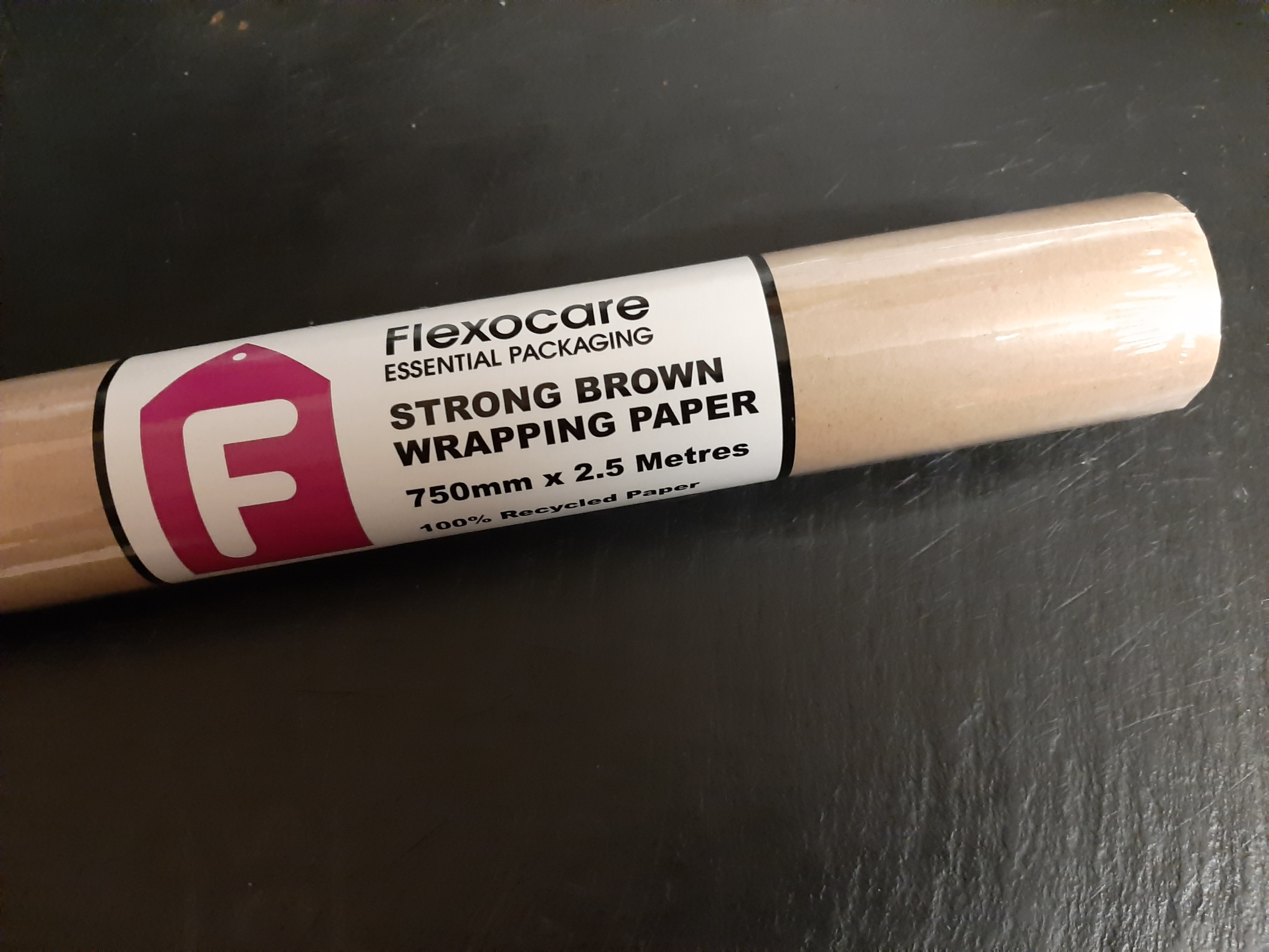 Brown Wrapping Paper Recycled
