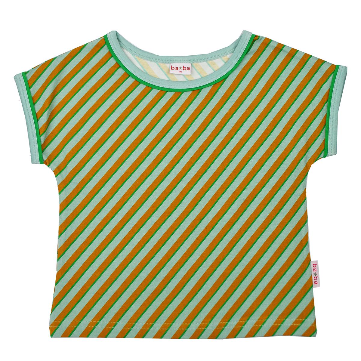 Baba Kidswear Girls Kurzarmshirt