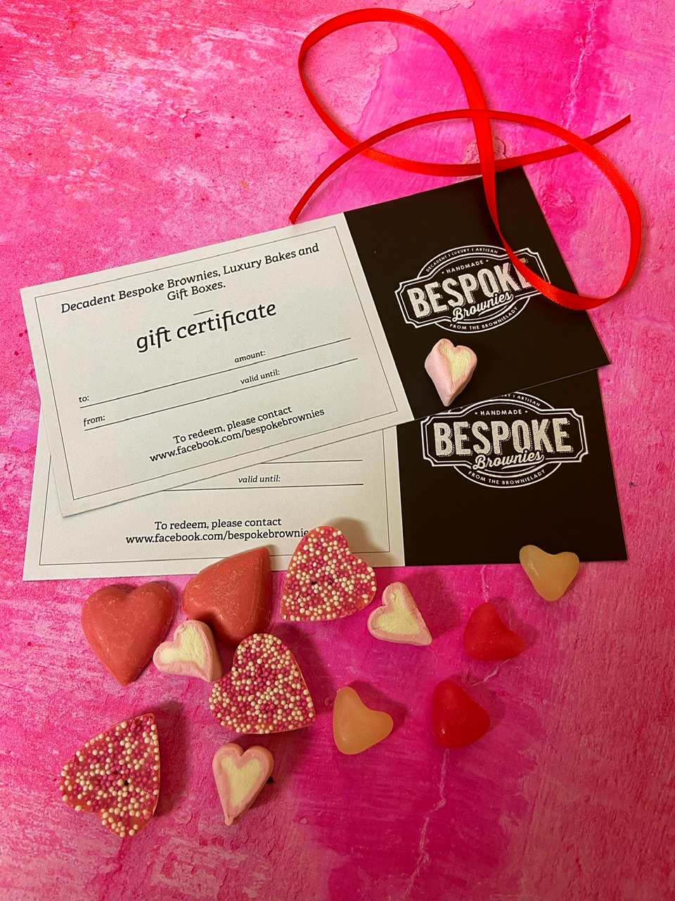 Gift Certificate (£30 value)