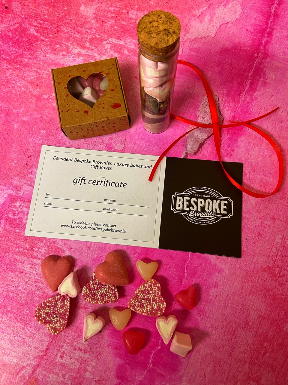 Gift Certificate (£25 value)