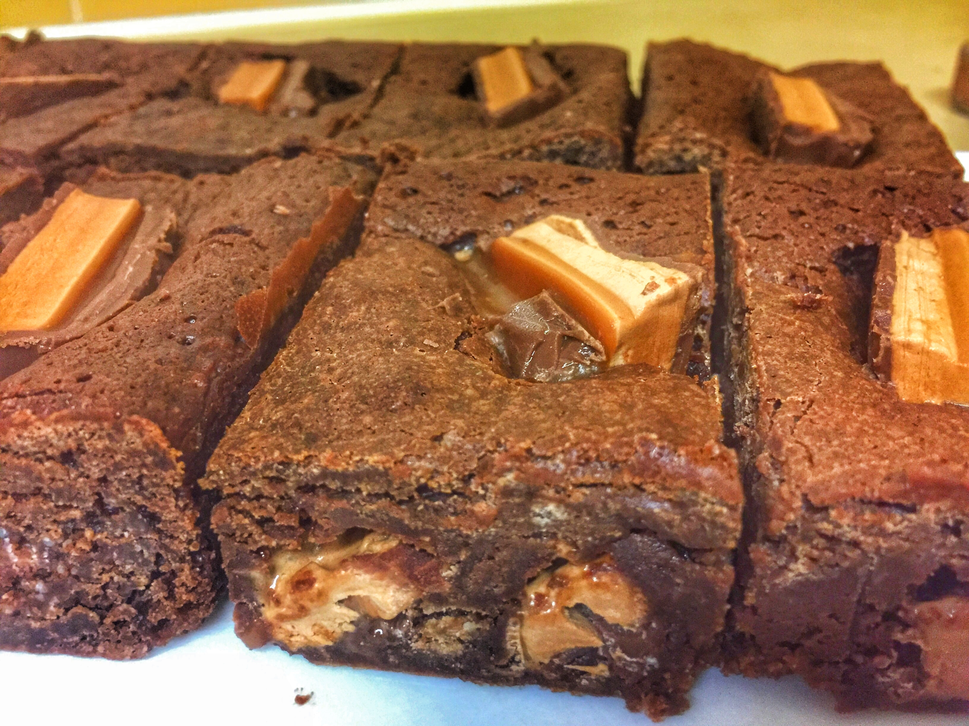 Simply Brownies Big Bite Box (20 pieces)