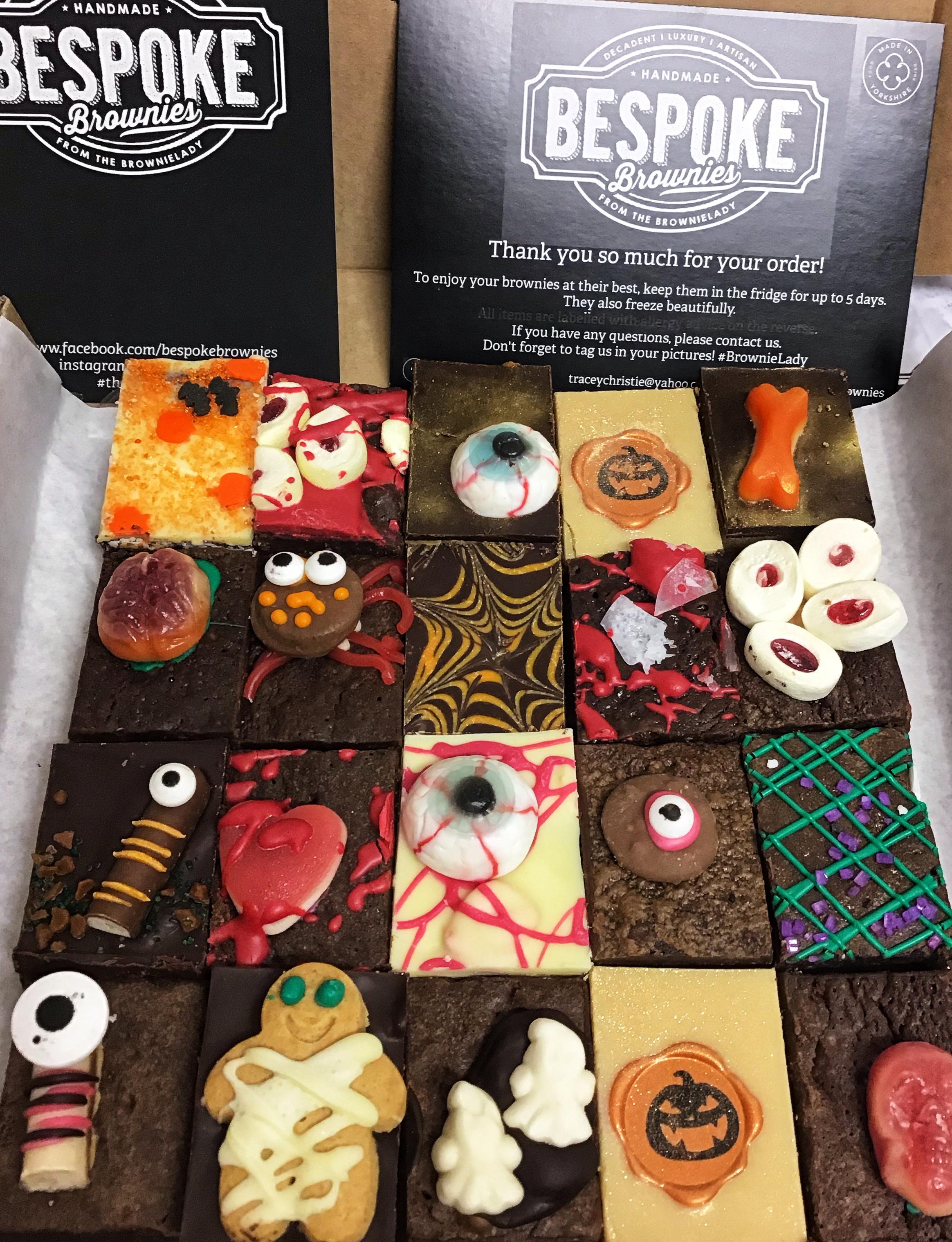 Halloween Bite Box (Big) 🎃 (20 pieces)