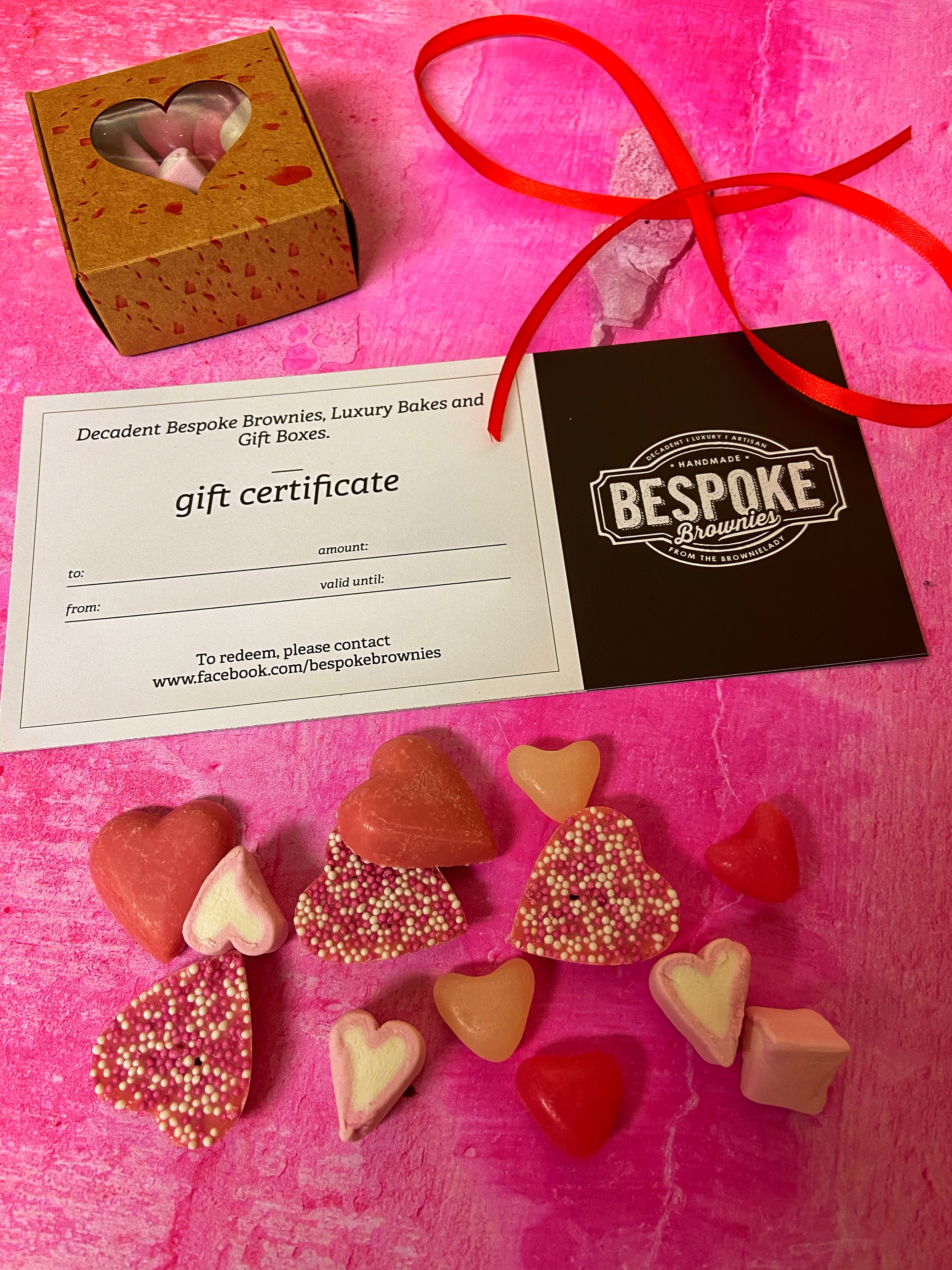 Gift Certificate (£20 value)