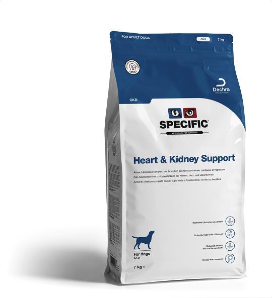 Heart & Kidney Support - CKD