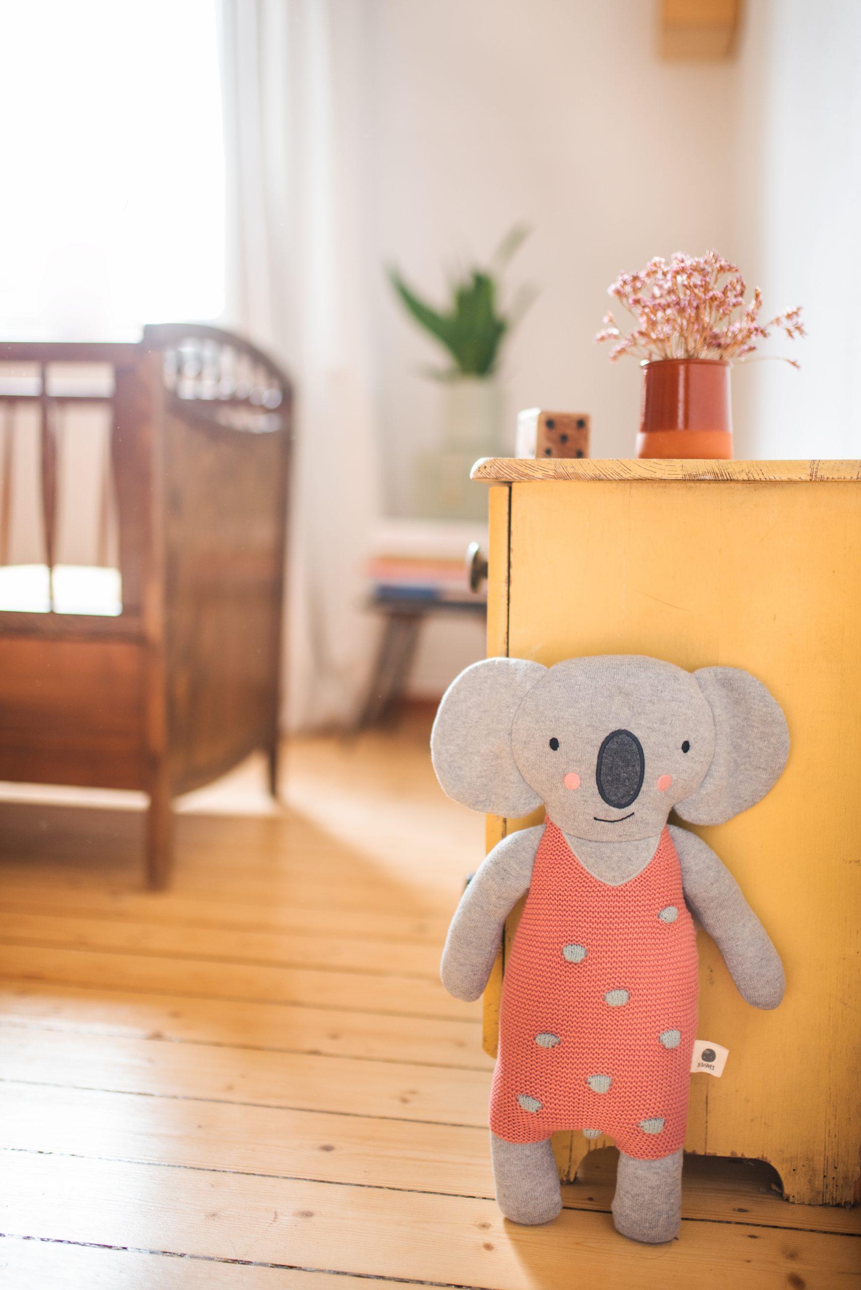 """Ava&Yves – Kuscheltier Koala """"Nelly"""""""