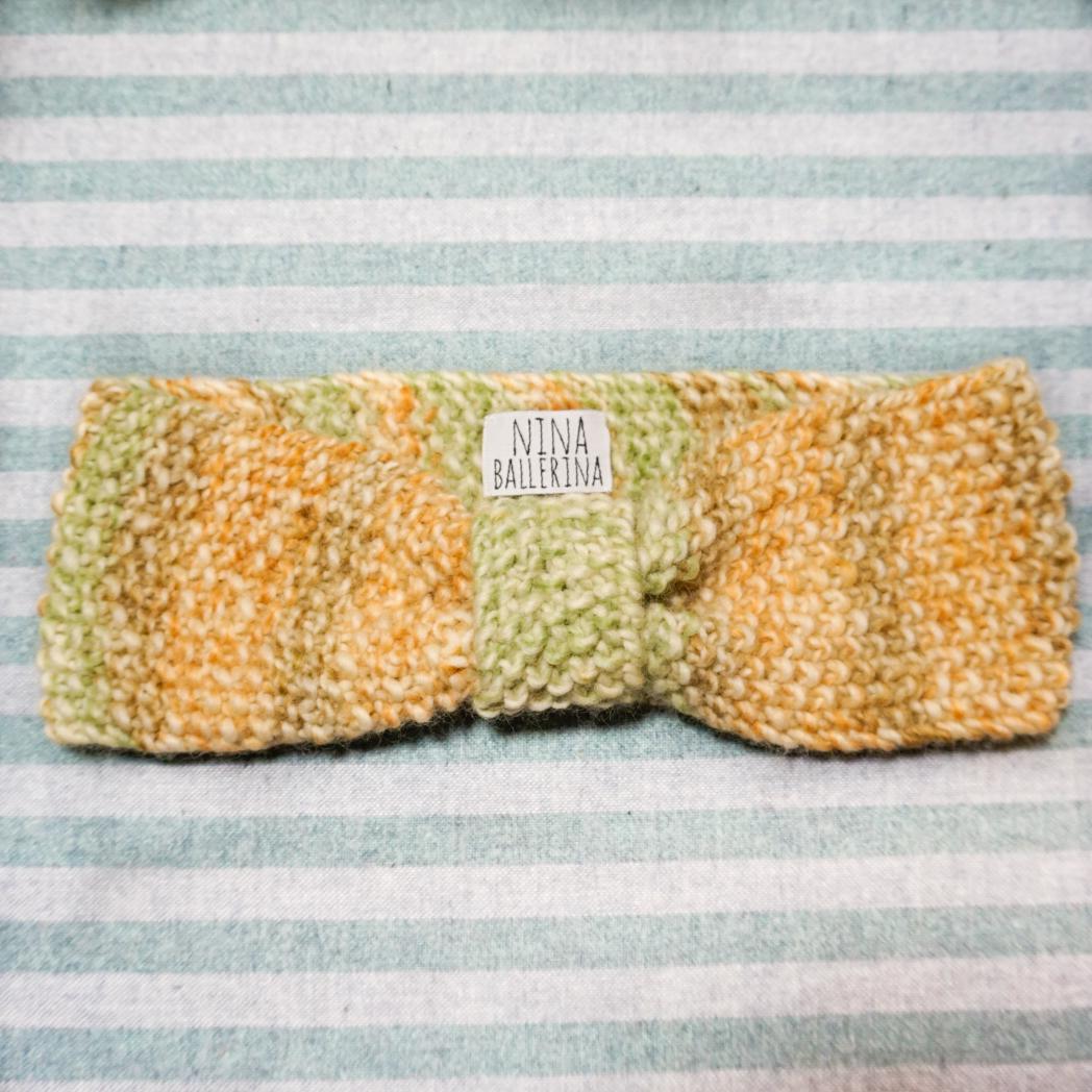 Pannband i ull