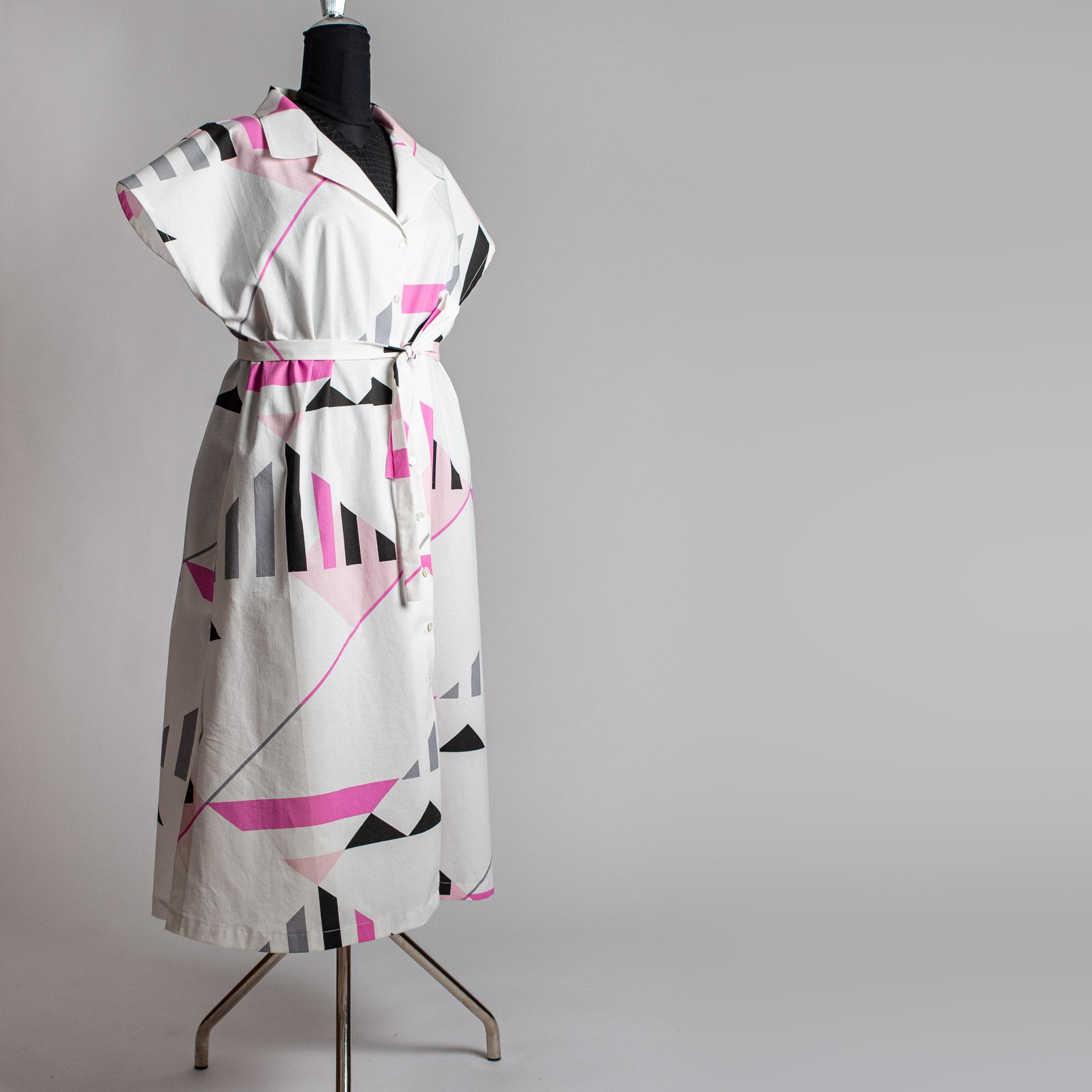 Skogsviol klänning | Storlek XL