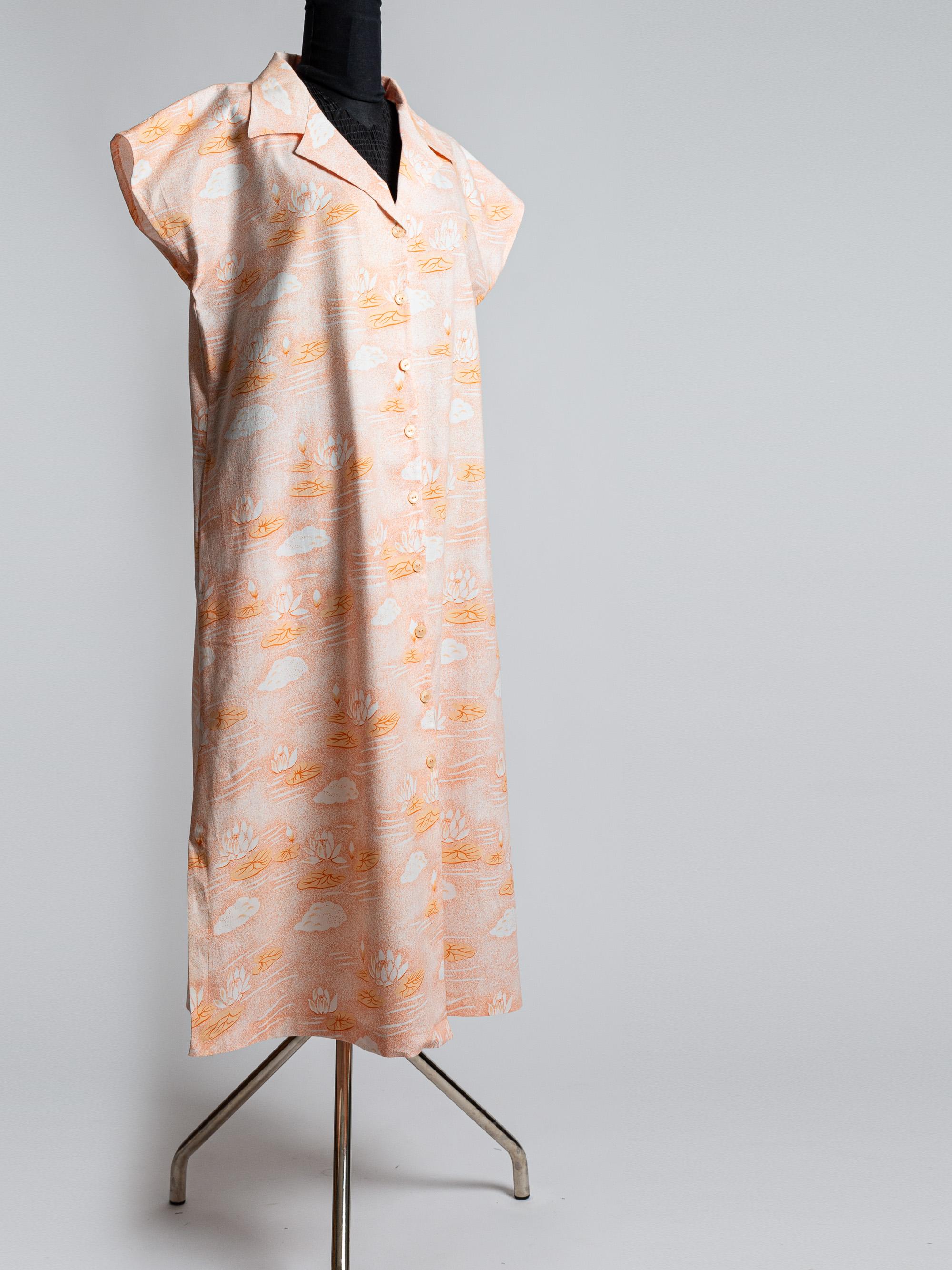 Skogsviol klänning   Storlek M
