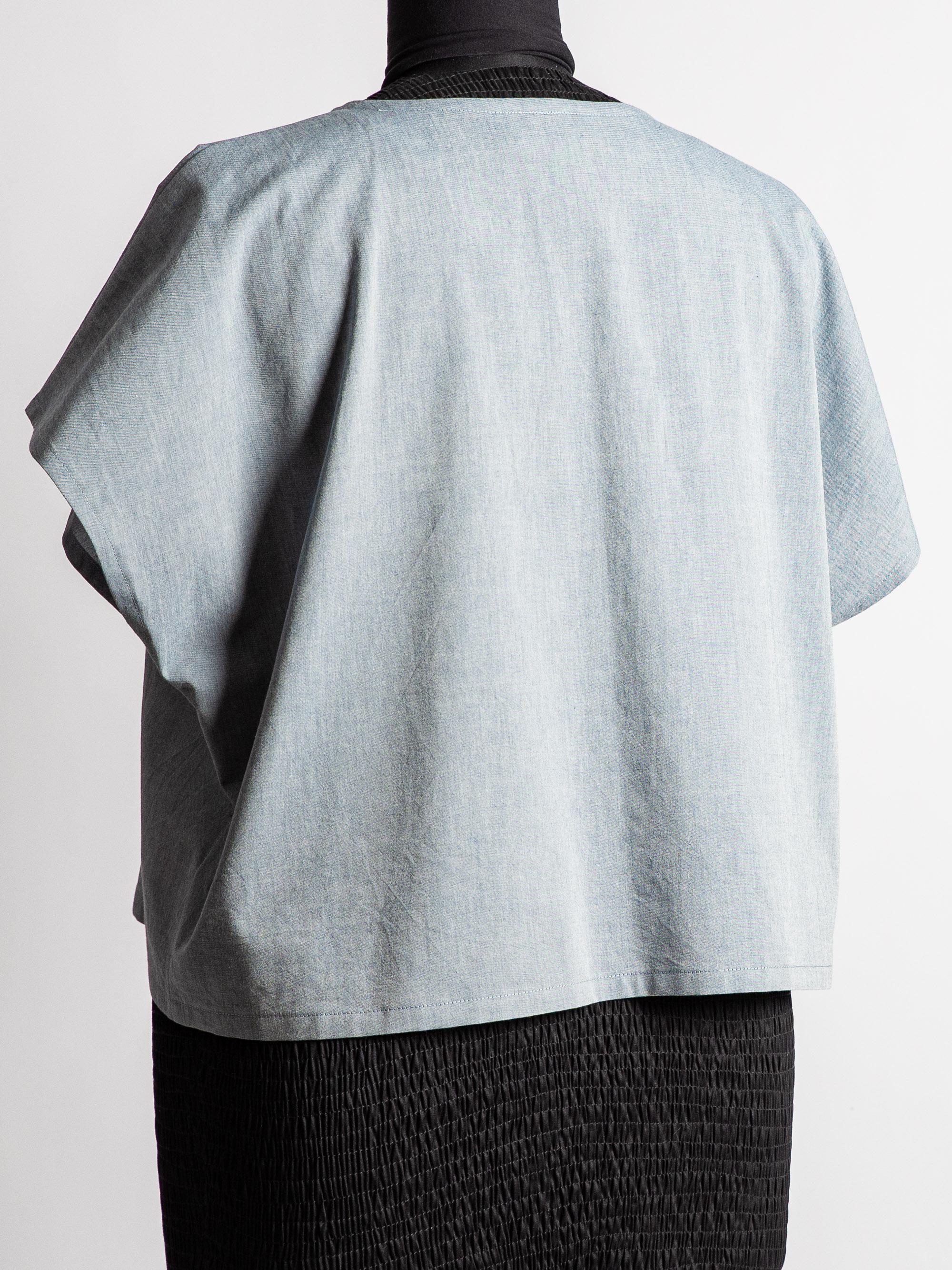 Bergsviol blus   Storlek XL