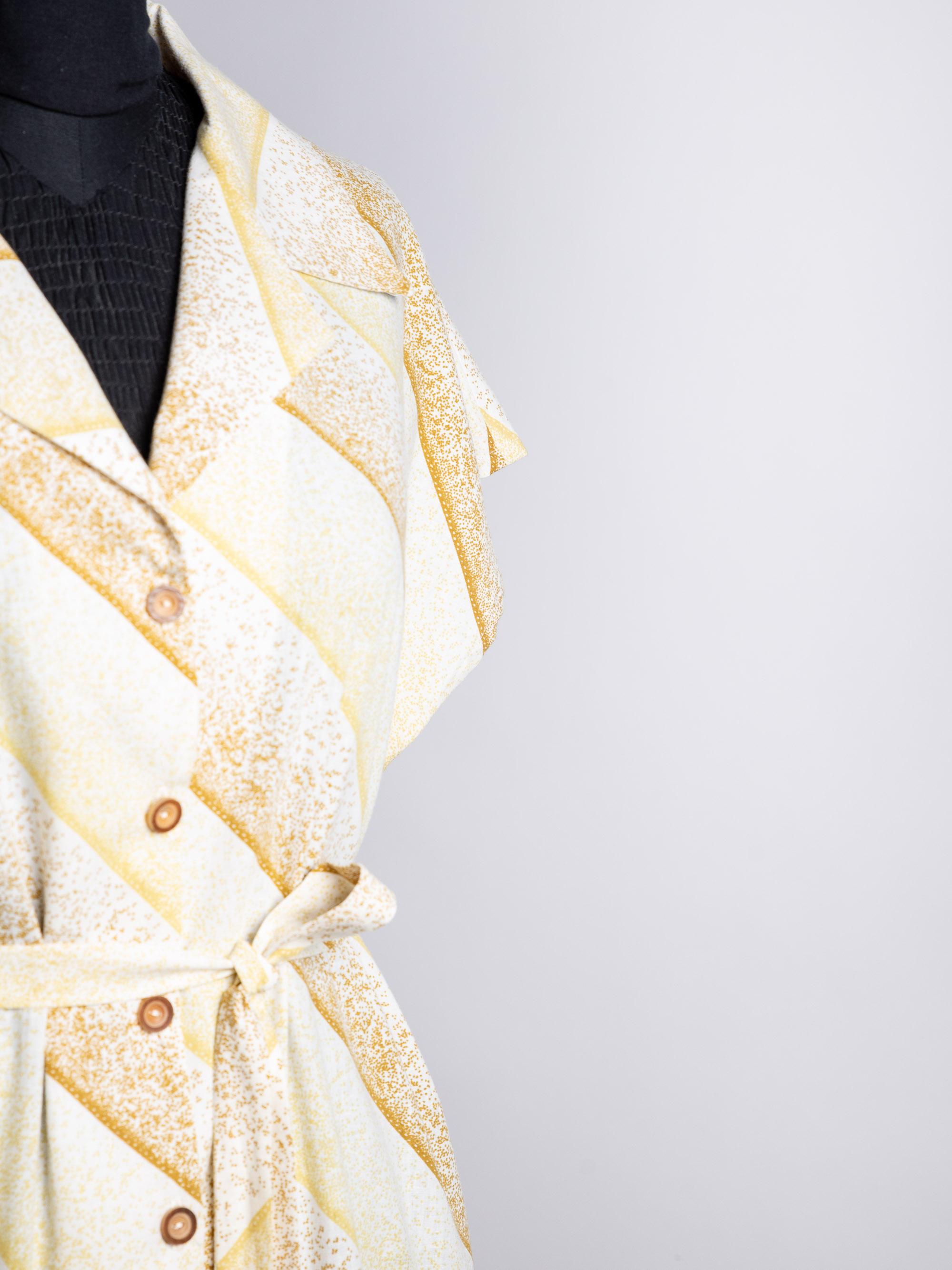 Skogsviol klänning | Storlek M