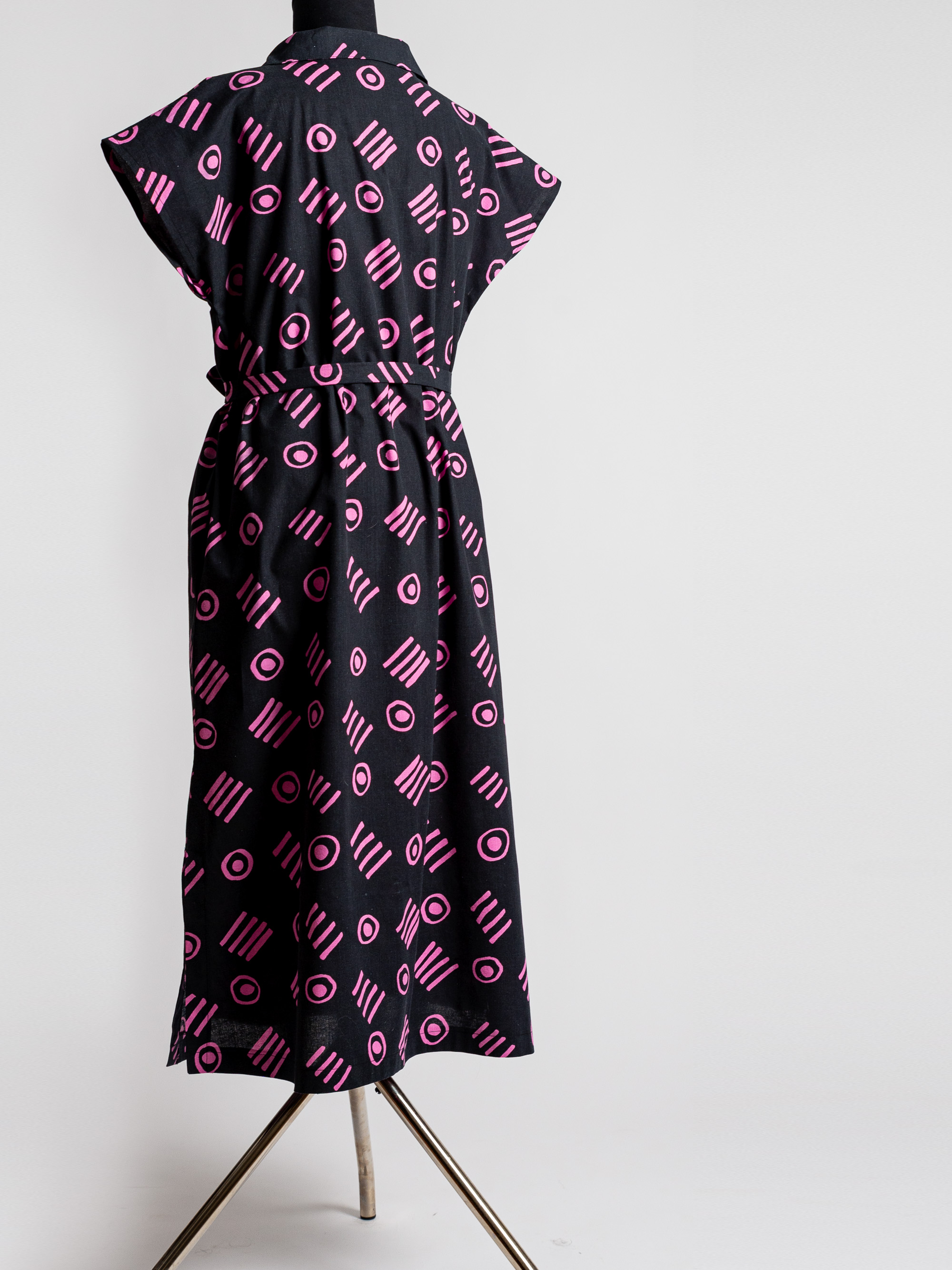 Skogsviol klänning | Storlek S