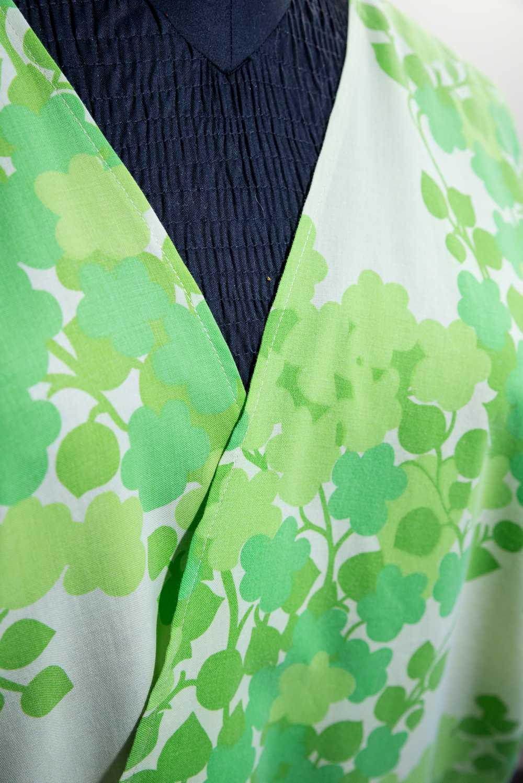Grönkulla kimono. Storlek L/XL