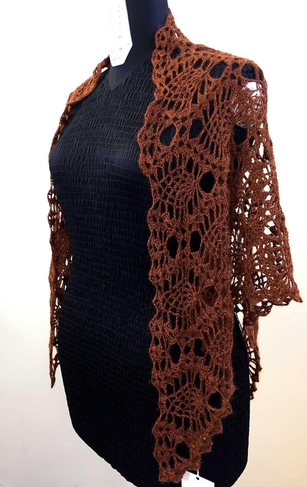 Blåsippa sjal