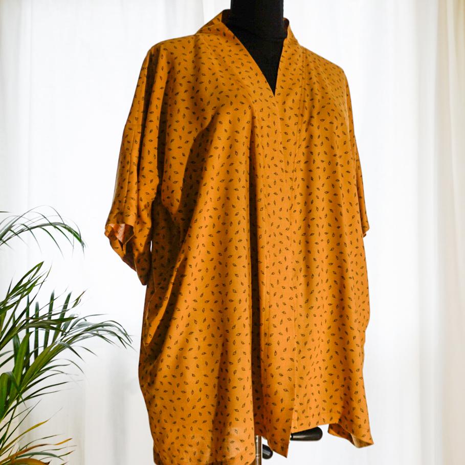 Grönkulla kimono