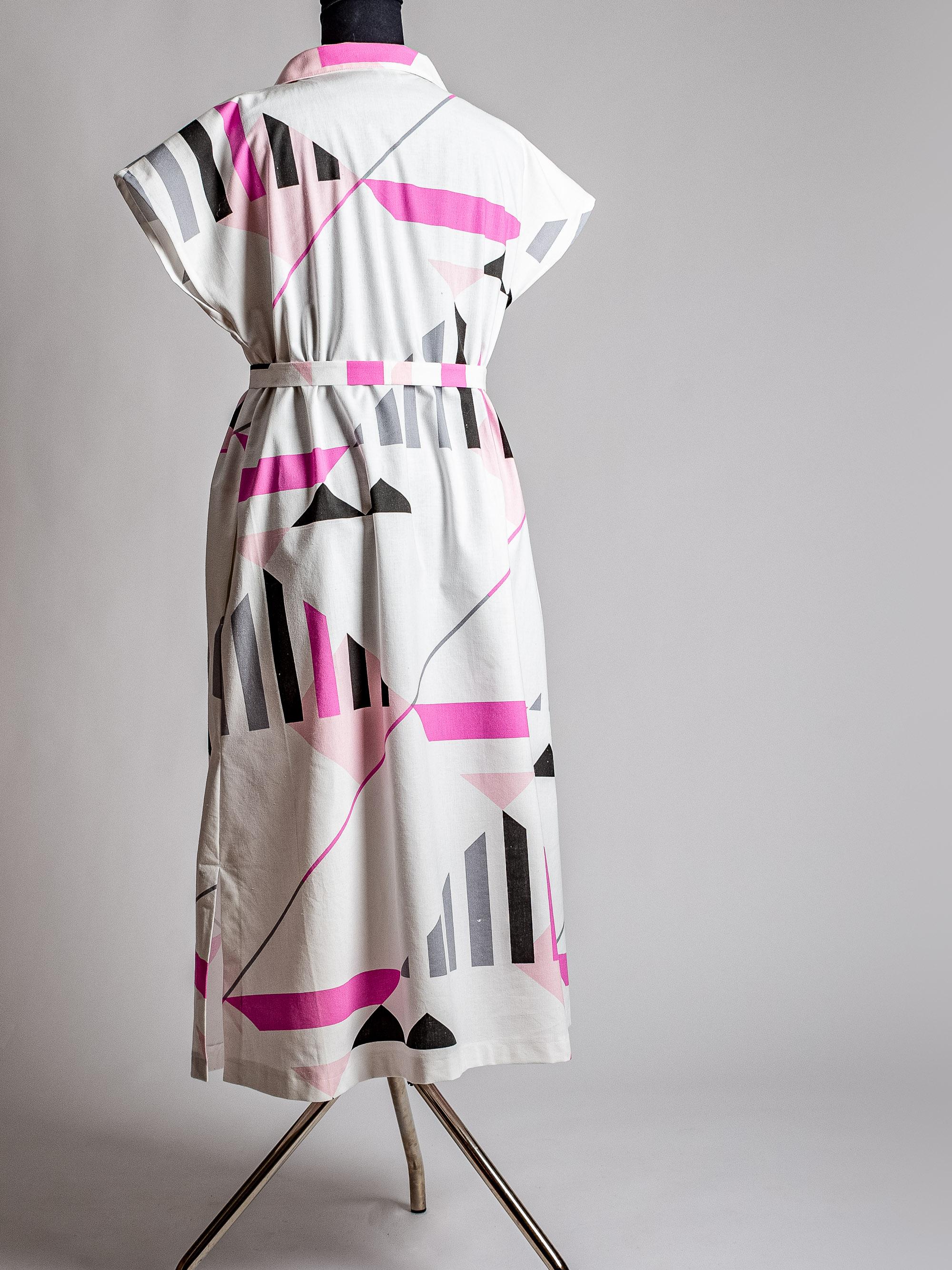 Skogsviol klänning | Storlek L