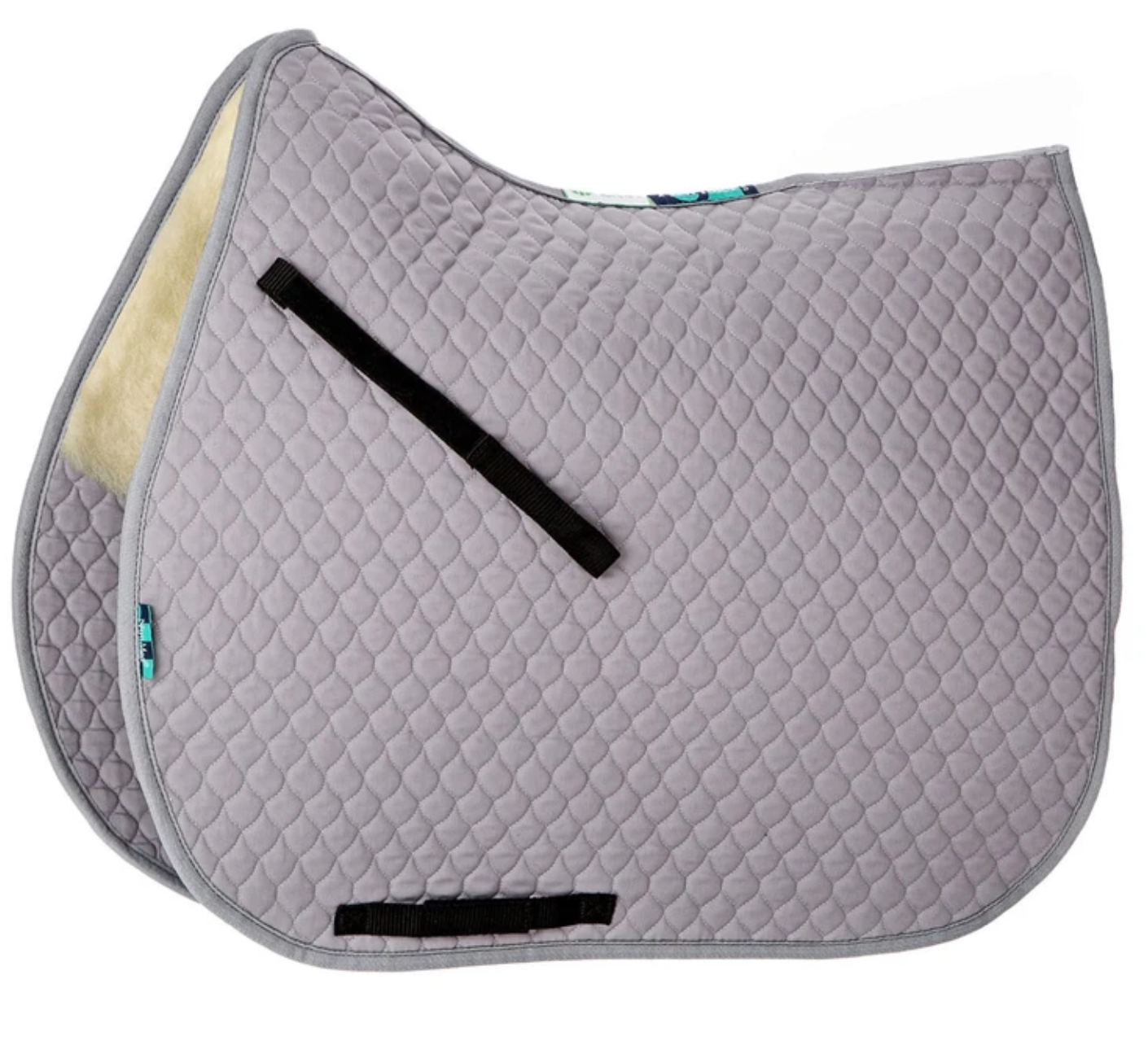 Nuumed GP HiWither Half wool Saddlepad SP01 5oz