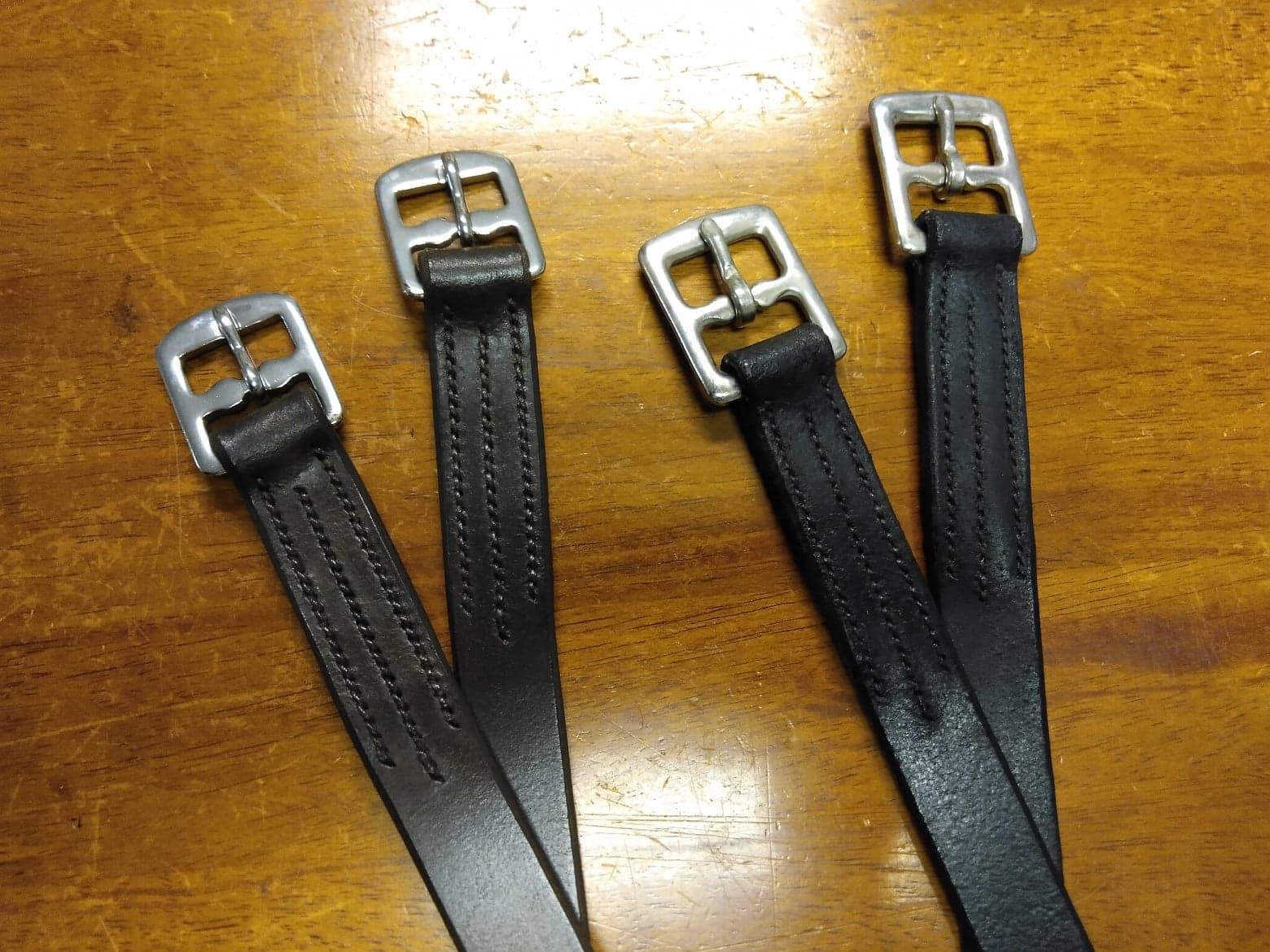 Tiny Tots Stirrup Leathers