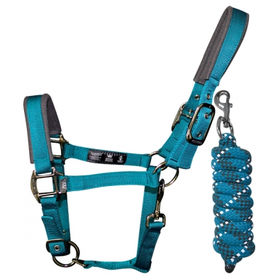 WW Contour Headcollar & Leadrope Set