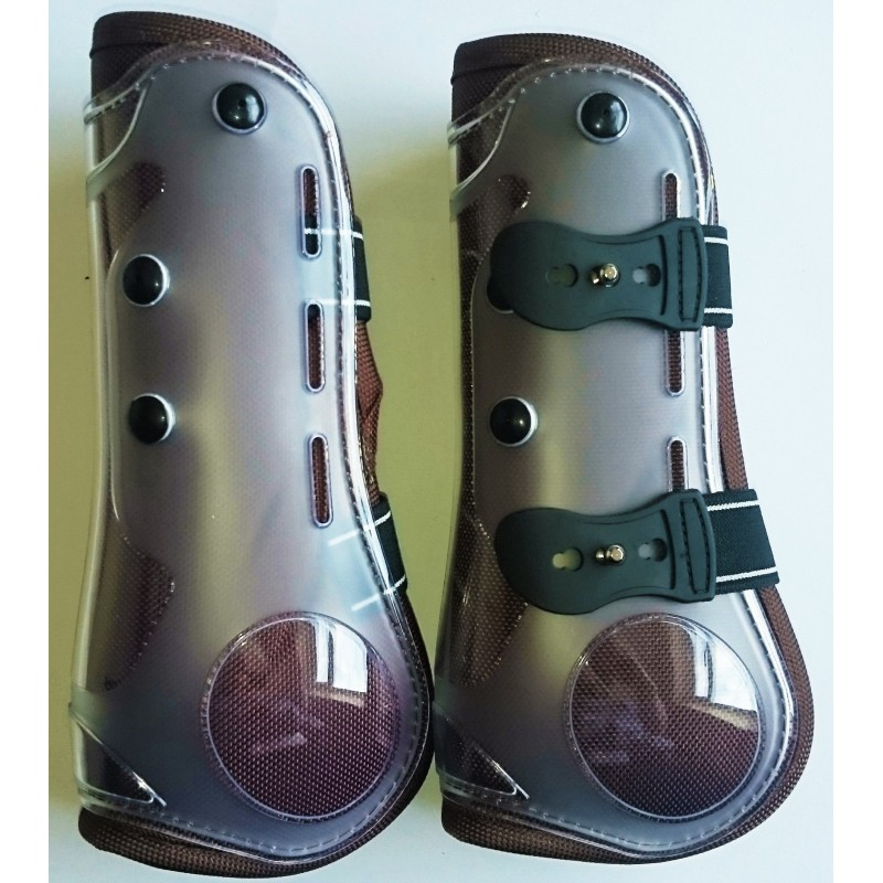 Sheldon Elite Tendon Boots with TPU Shell