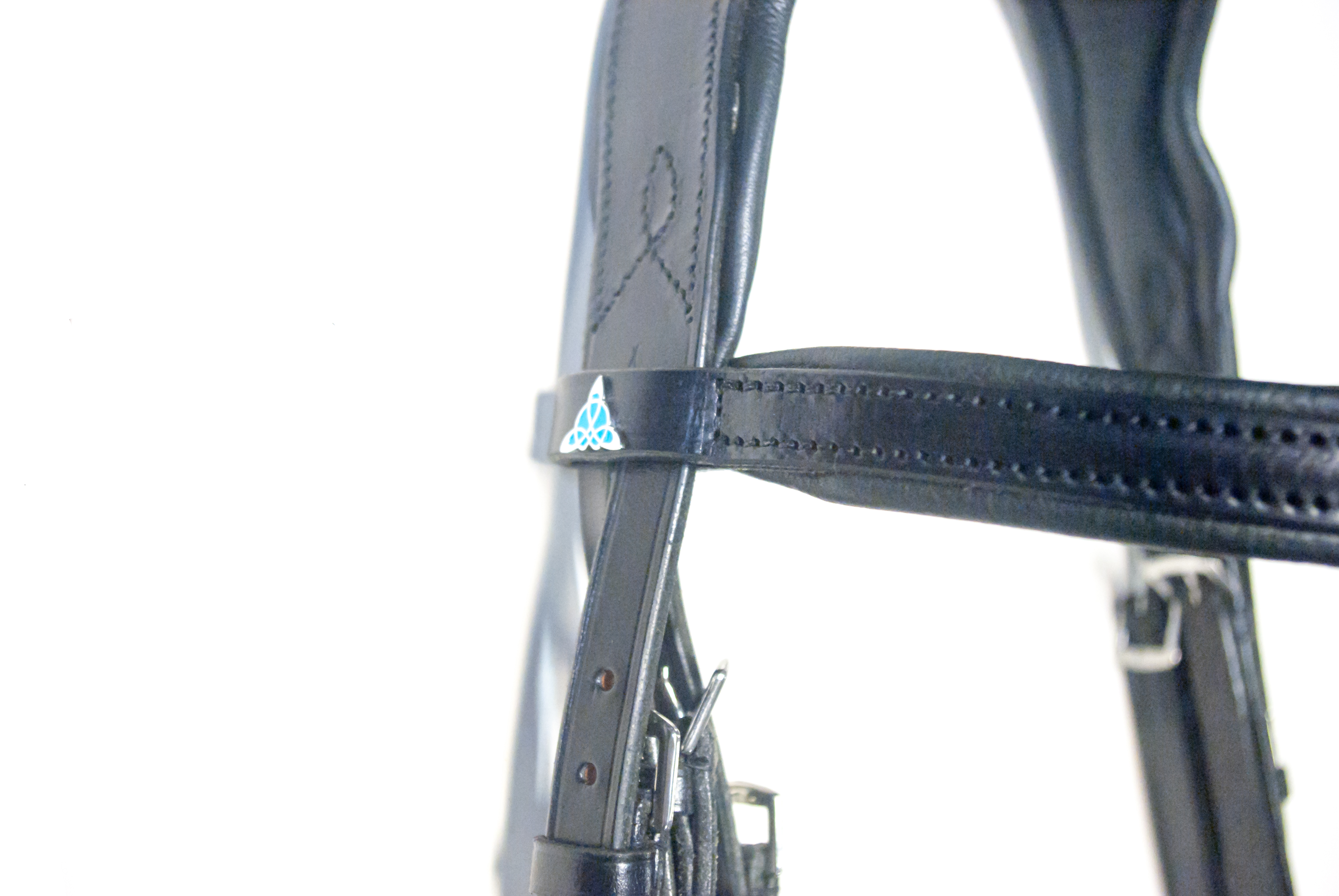 Loxley Anatomical Cavesson Bridle