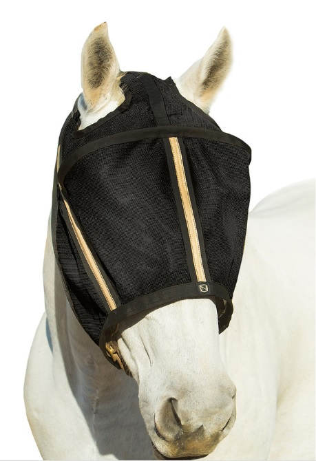 Noble outfitters Guardsman Fly Mask No Ears Large
