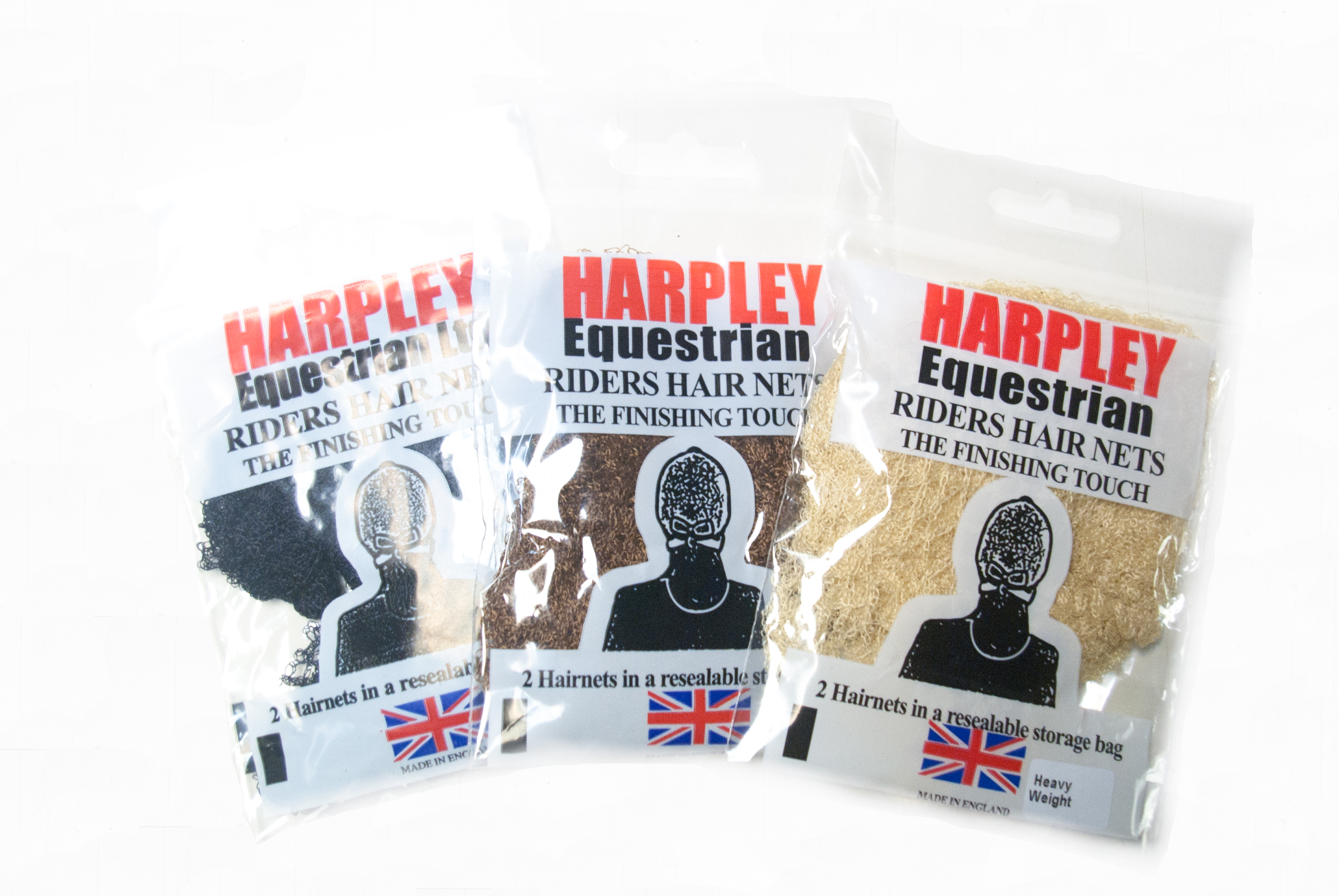 Harpley Heavy weight Hair net
