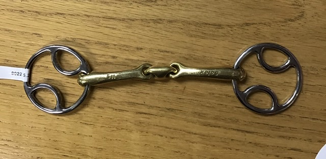 NS Tranz Angled Lozenge Beval 55mm ring