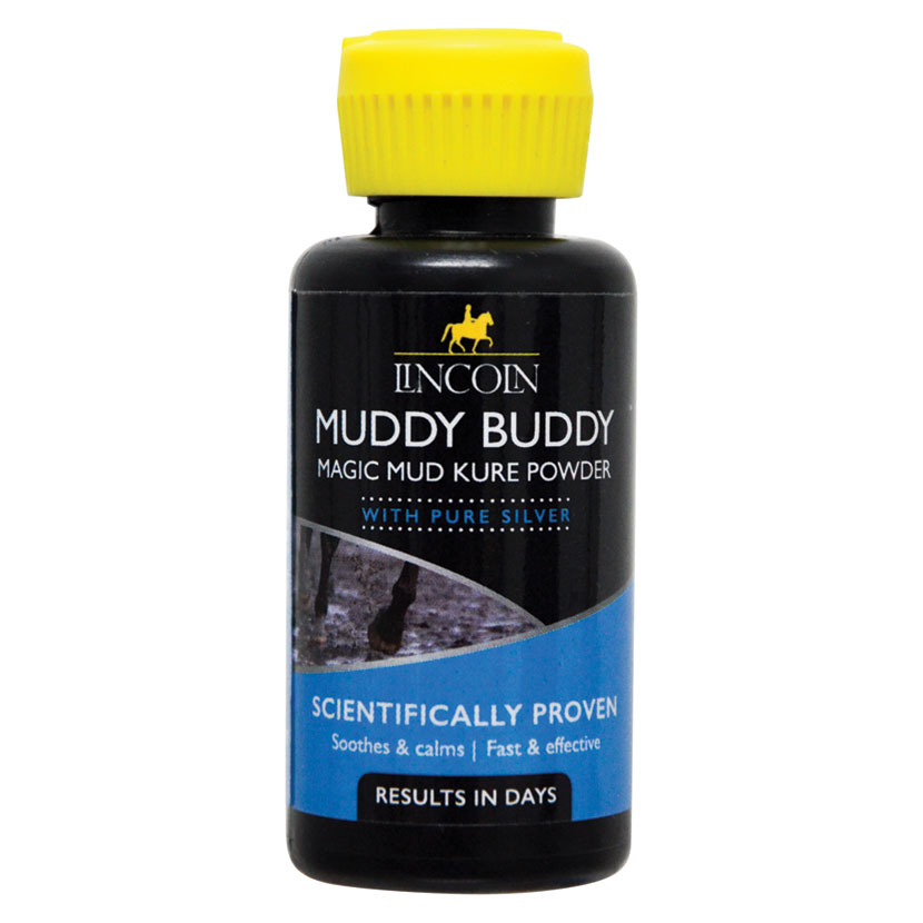Lincoln muddy buddy powder 15g