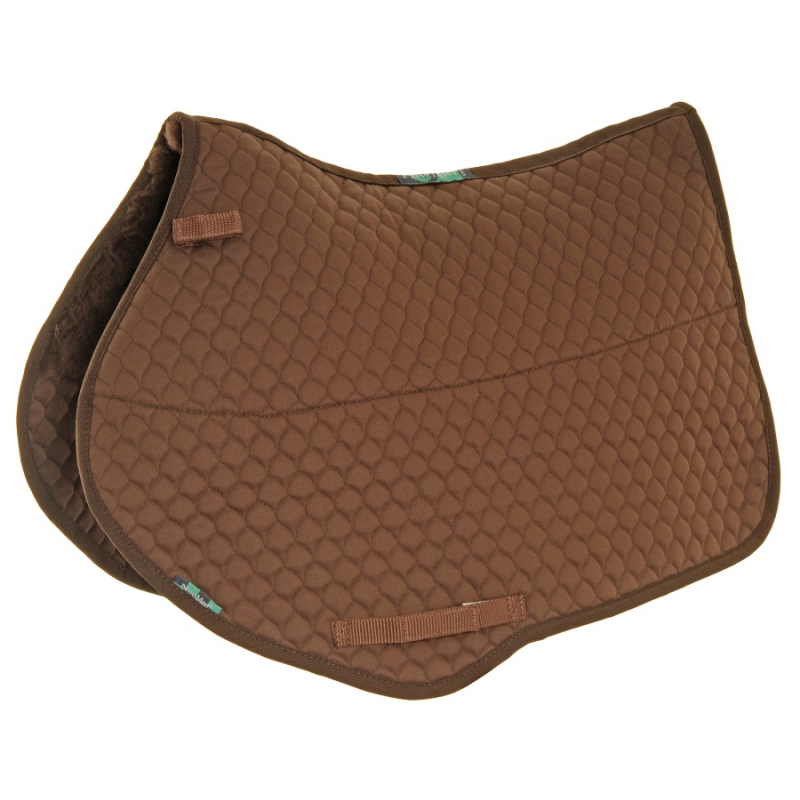 Nuumed Jump Half Wool Saddlepad SP01 CC