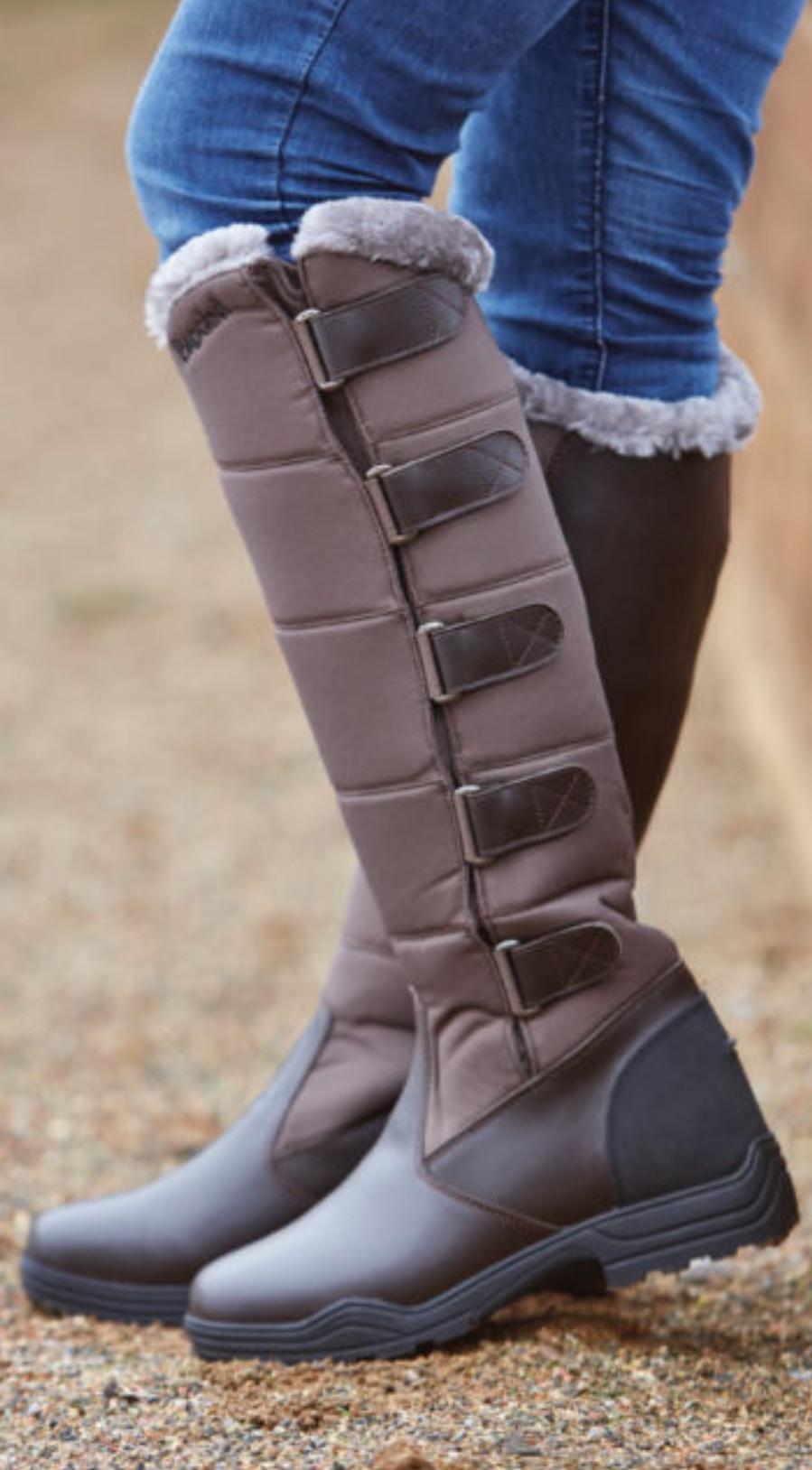 Brogini Forte Winter boots Brown
