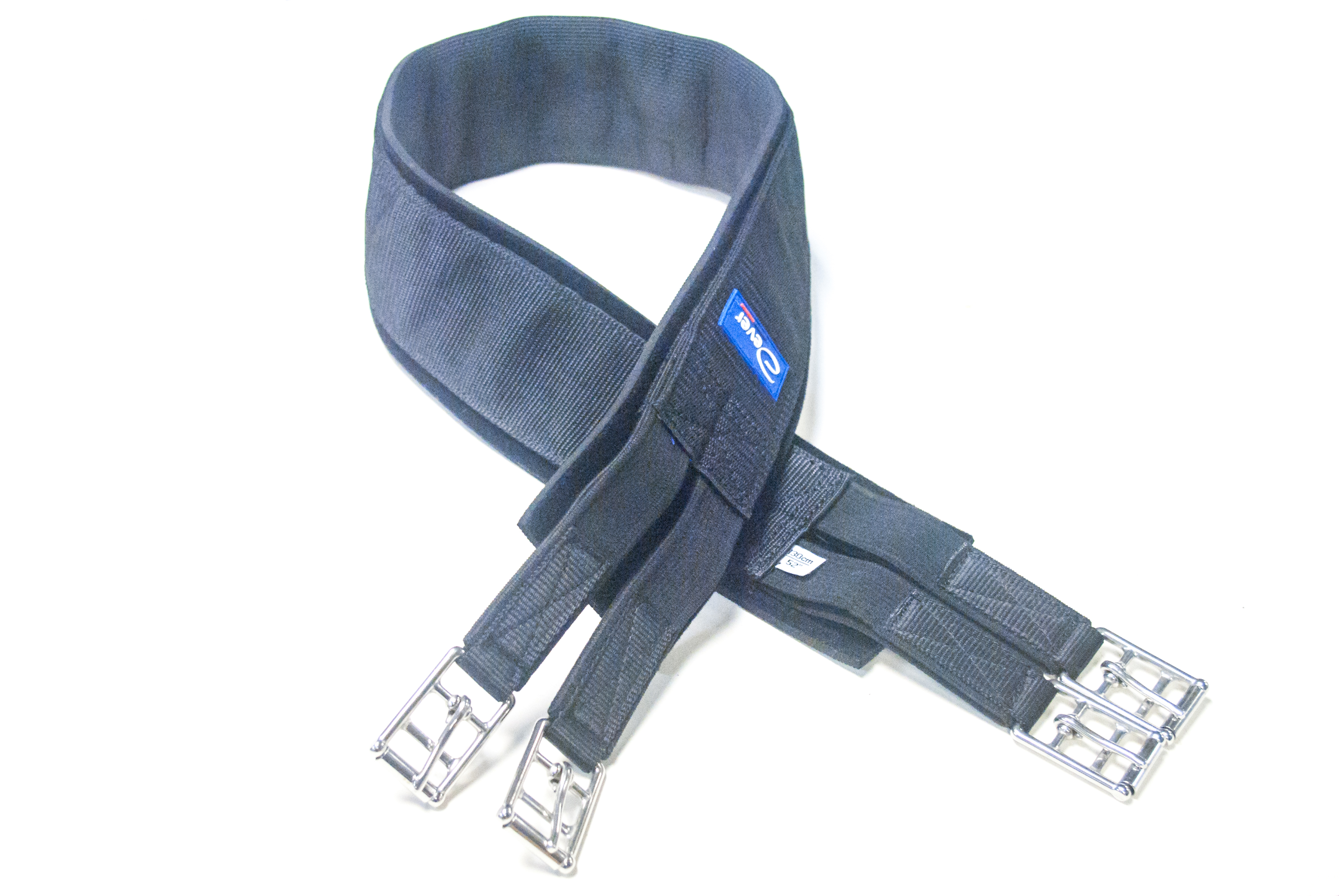 Dever double elastic competition girth