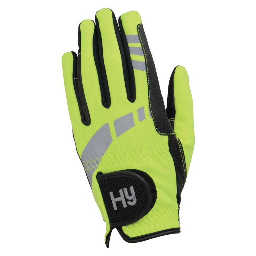 Hy5 Extreme Reflective Softshell Gloves