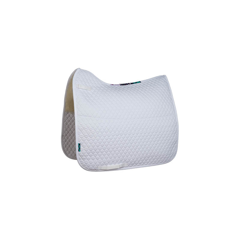 Nuumed Dressage HiWither Half wool pad SP01 DR