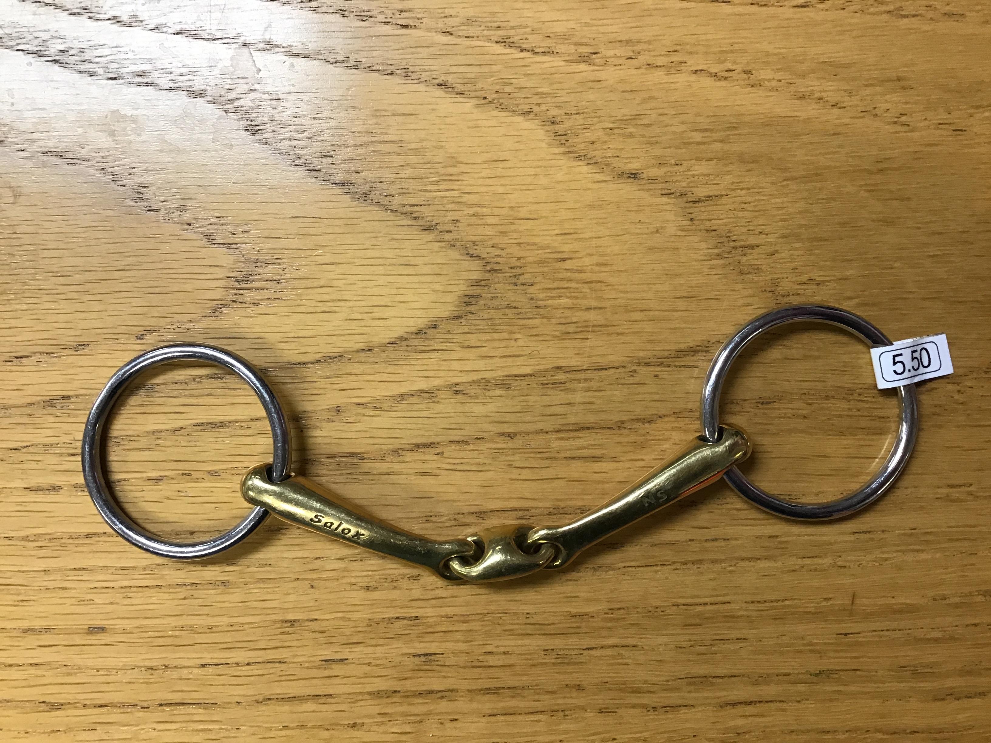 NS 55mm Ring Tranz Angled Lozenge 14mm mouthpiece