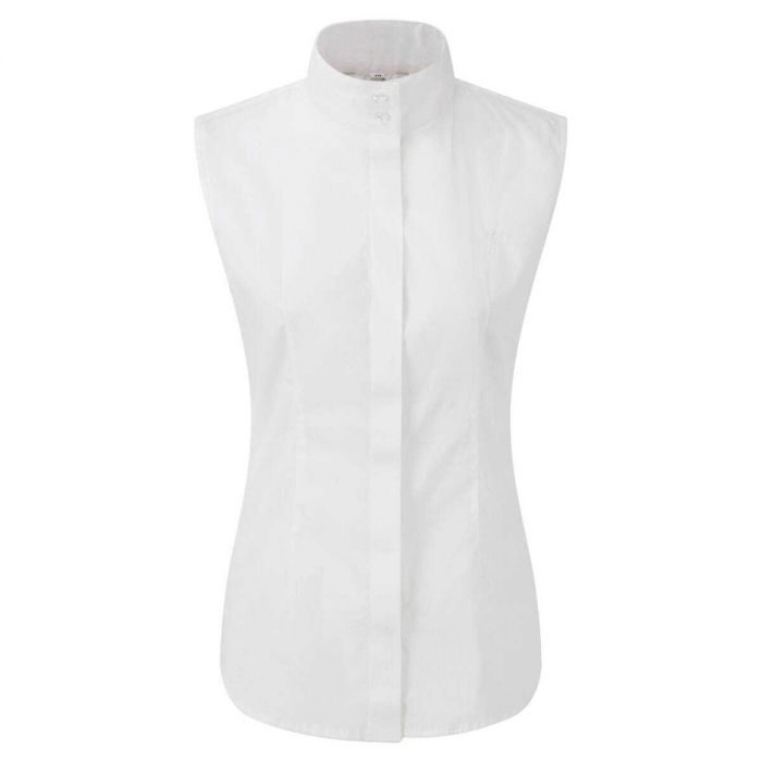 Caldene Hampden Ladies Show Shirt Stock Collar
