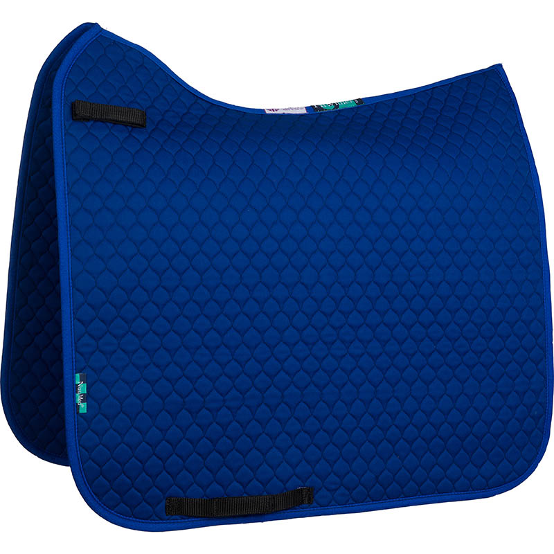Nuumed Dressage HiWither quilt Saddlepad SP11 DR