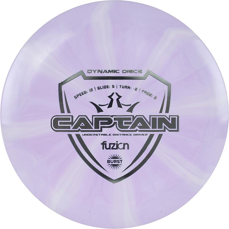 Captain Fuzion Burst