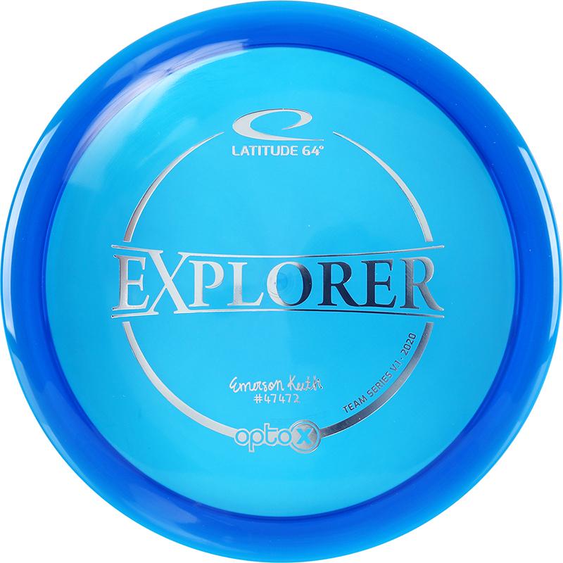 Explorer Opto-X Emerson Keith 2020