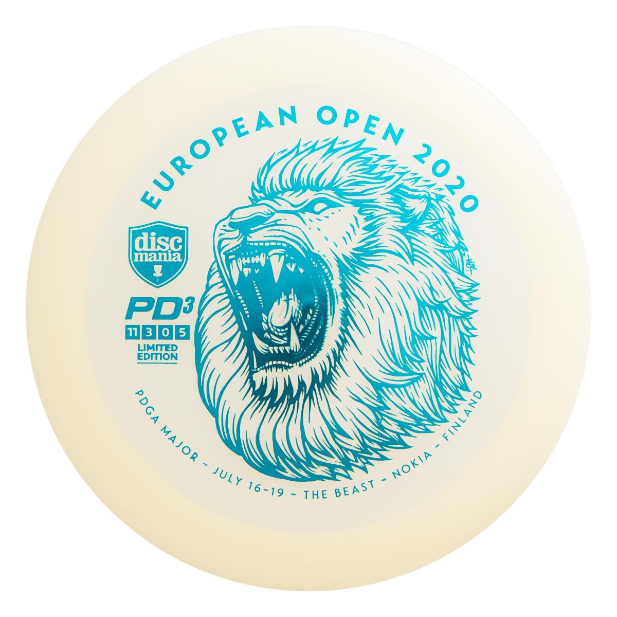 PD3 Glow C-Line European Open 2020