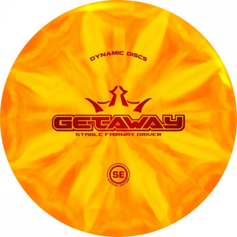 Getaway Fuzion X-Blend Burst SE