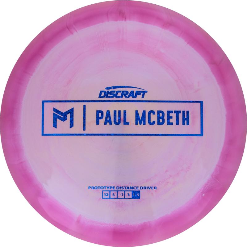 Kong ESP Paul McBeth Proto