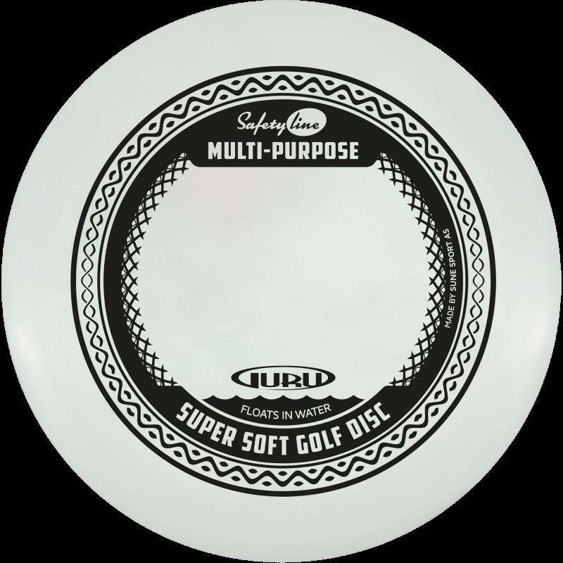 Soft Golf Disc