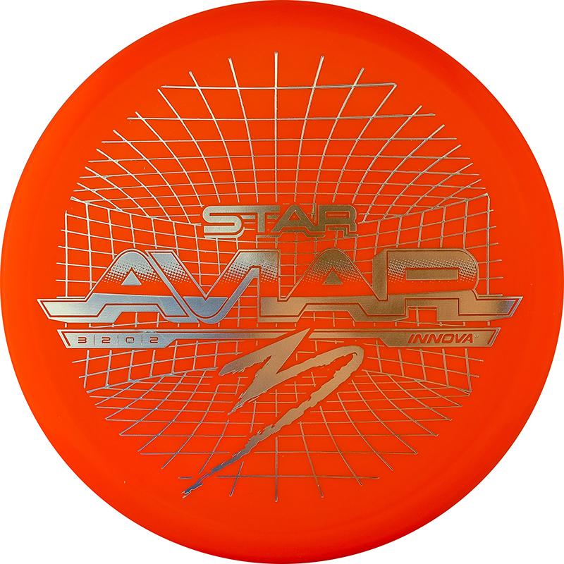 Aviar3 Star Big Stamp